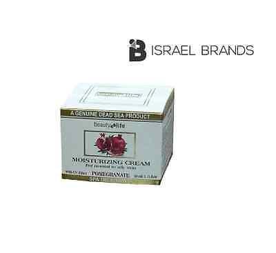 New Aroma Dead Sea Pomegranate Day Cream moisturizing dry skin 50 ml fl oz