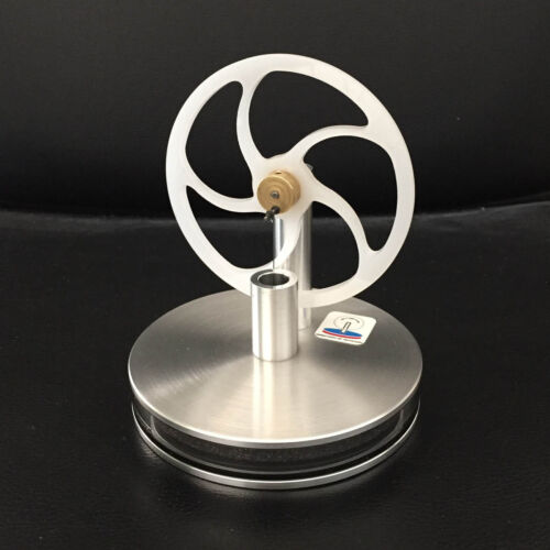 Low Temperature Stirling Engine Toy Magnetic Control Engine Micro Motor Model
