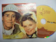 ON GOLDEN POND [1981] DVD - Katharine Hepburn, Henry Fonda and Jane Fonda