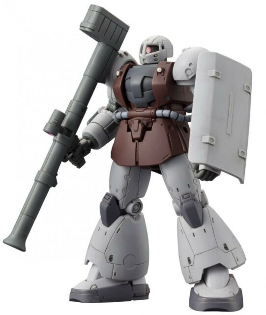 Bandai Mobile Suit Gundam THE ORIGIN YMS-03 Waff Action Figure Japan Import