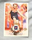 2003 SELECT XL ULTRA AFL CARD - 2002 BEST & FAIREST BF6 DAVID NEITZ, MELBOURNE