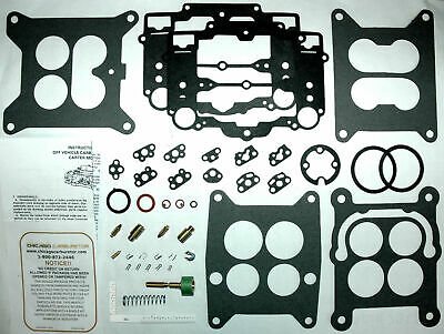 "1957-58 CARB KIT 2 BARREL HOLLEY FORD//MERCURY  272/"" 292/"" 312/"" 332/"" ENG ETH TOLE"