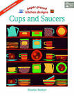 Cups and Saucers: Paper Pieced Kitchen Designs by Maaike Bakker (Paperback, 2015)