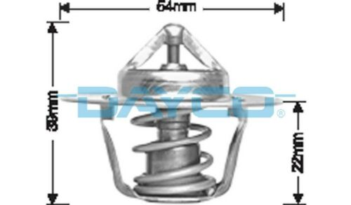 Thermostat for Holden Torana 202 Feb 1972 to Feb 1974 DT14A