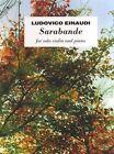 Ludovico Einaudi: Sarabande by Chester Music (Paperback, 2013)