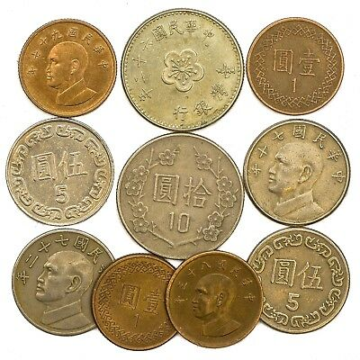 old asian coins