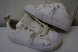 Converse CTAS Street Slip White leather