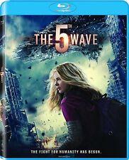 The 5th Wave Blu-ray 2016 Chloë Grace Moretz Alien Attack Leiv Schreiber