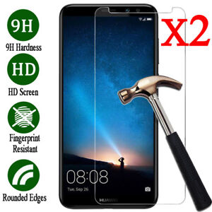 2Pcs-9H-Tempered-Glass-Screen-Protector-Film-For-Huawei-Mate-8-9-10-20-lite-Pro