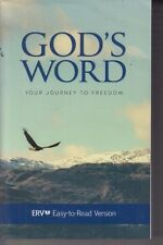 ERV God's Word: Your Journey to Freedom Easy-to-Read Version Paper NEW