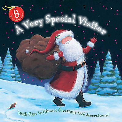 1 of 1 - A Very Special Visitor (Santa Claus) by Egmont UK Ltd (Board book)