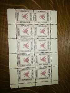 bloc-de-10-du-57-xx-mais-petits-de-gomme-cote-85-euro