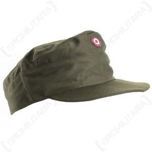 Original-Austrian-Army-Olive-Drab-Field-Cap-Original-Military-Surplus-Army-Hat
