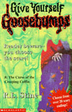 Good, The Curse of the Creeping Coffin (Give Yourself Goosebumps), Stine, R. L.,
