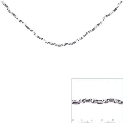 COLLIER Chaine argento ras COU STYLE Maille GREC GREC GREC  NEUF BIJOUTERIEJOLYBIJOUX 75d489