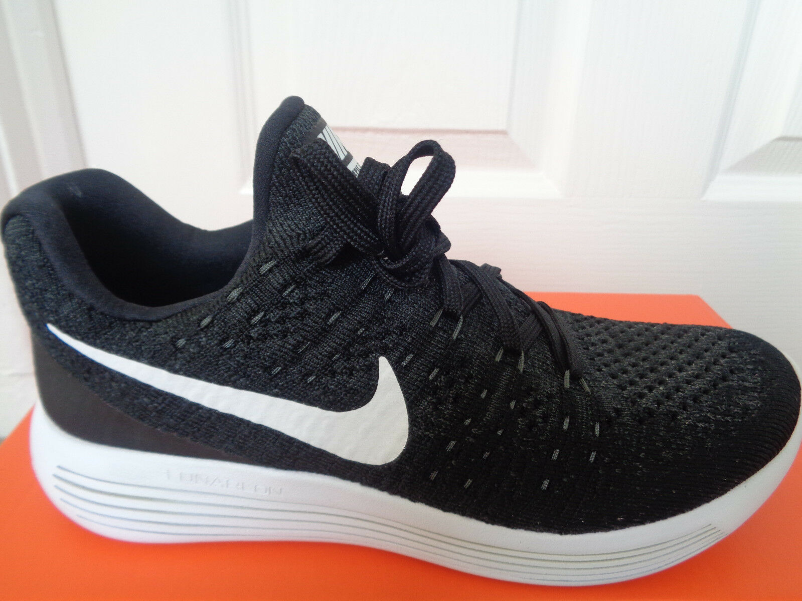 f7db2a340d6c Nike lunarepic basso Flyknit 2 WMN WMN WMN scarpe da ginnastica 863780 001  EU 38.5 US 7.5 Nuovo + Scatola 081eb1