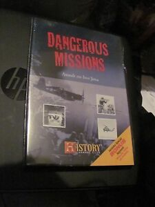 HISTORY-CHANNEL-DANGEROUS-MISSIONS-ASSAULT-ON-IWO-JIMA-DVD-BRAND-NEW-SEALED