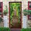 3D-Door-Sticker-Wood-Adhesive-Waterproof-Wallpaper-for-Doors-Living-Room-Bedroom thumbnail 37