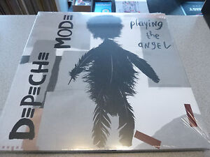 Depeche-Mode-Playing-The-Angel-2LP-Vinyl-Neu-amp-OVP-Gatefold-Sleeve