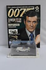 JAMES BOND 007 ROGER MOORE MP LAFER DIECAST MODEL #50