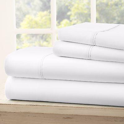 Premium Ultra Soft 4 Piece Bed Sheet Set by ienjoy Home
