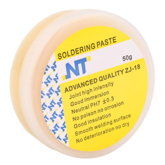 Hot 50g Rosin Soldering Flux Paste Solder Welding Grease Cream for Phone PCB MH