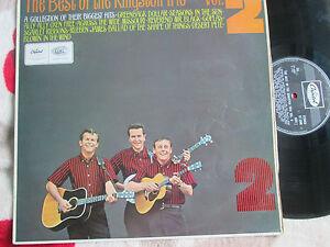 Kingston Trio  The Best Of The Kingston Trio Vol 2 ST 2280 UK Vinyl LP Album - Coalville, United Kingdom - Kingston Trio  The Best Of The Kingston Trio Vol 2 ST 2280 UK Vinyl LP Album - Coalville, United Kingdom