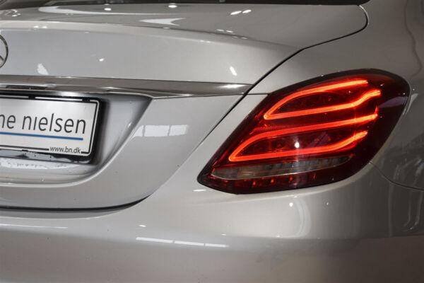 Mercedes C220 d 2,2 aut. - billede 3