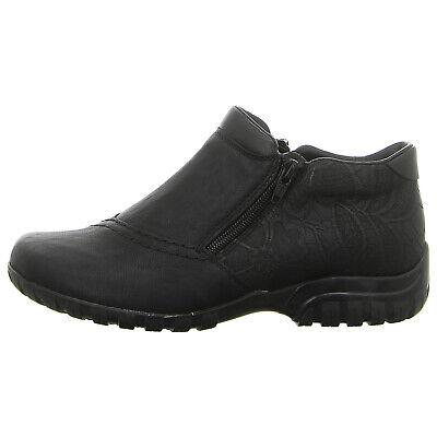 RIEKER Schuhe Stiefelette Ankle Boot L46A3 00 schwarz NEU | eBay oaLb1