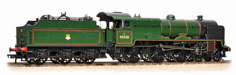 Bachuomon 31214 Patriot classe Giggleswick 45538 BR verde early crest BNIB