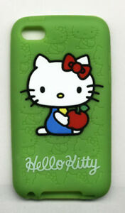 iPod-Touch-4-Case-Hello-Kitty-Soft-Silicone-Cover-4th-Generation