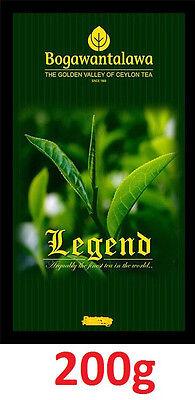 Bogawantalawa Golden Valley Legend BOPF Leaf Tea 200g Sri Lanka Ceylon Tea .