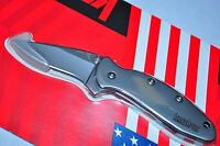 Kershaw Knife Chive Folding Knife With 420hc Steel Blade. 1600