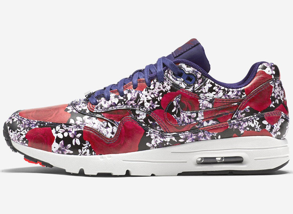 NIKE AIR MAX 1 ULTRA LOTC 6 QS LONDON Gr.36,5 US 6 LOTC city 747105-500 sp 90 liberty 0497e9