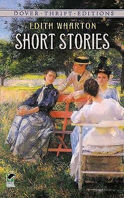 1 of 1 - Short Stories (Dover Thrift Editions), Wharton, Edith, 048628235X, New Book