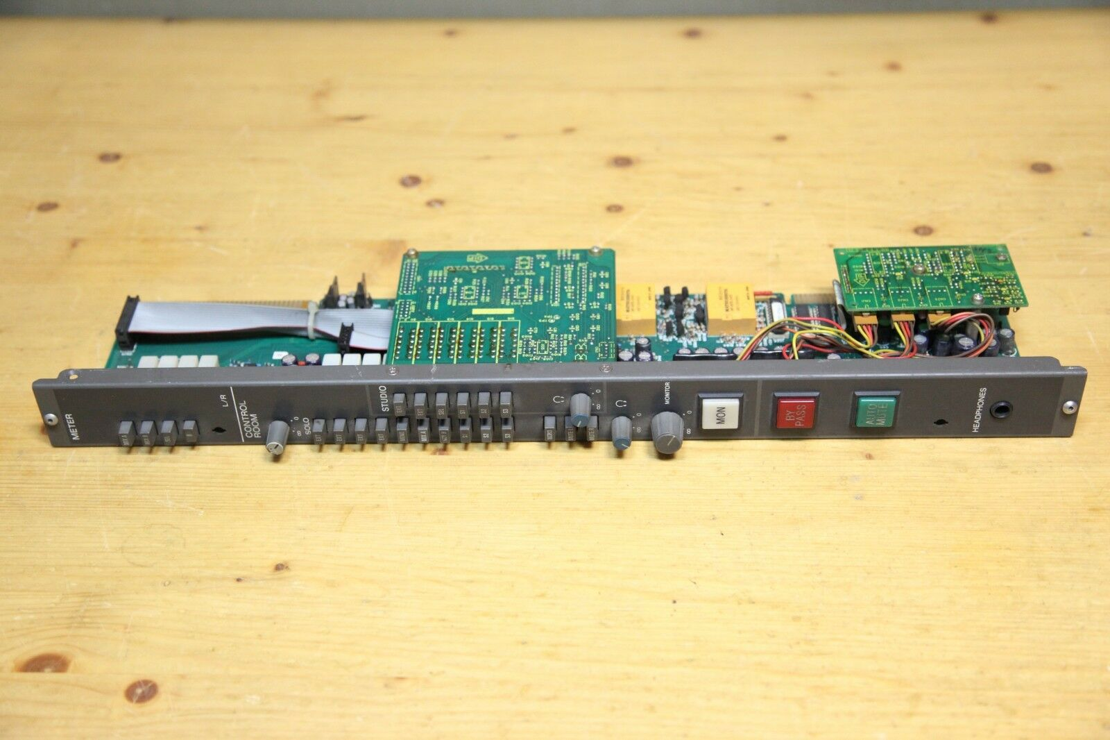 1 x Sony MPX 2000   2900 Mixer Control Room