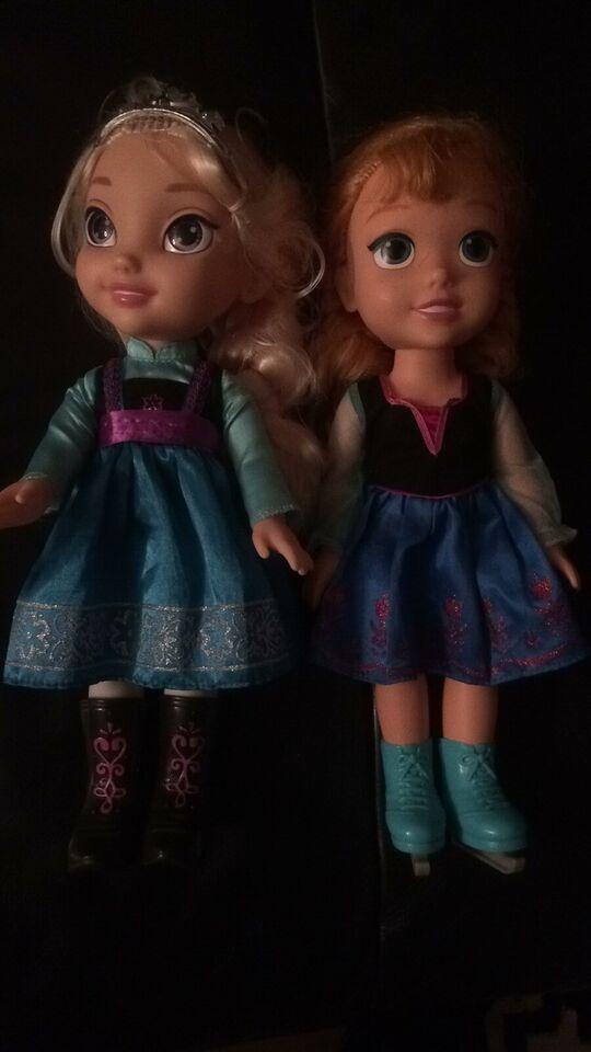 Andet legetøj, Frost Disney Dukker, Frost