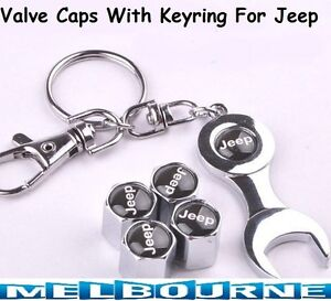 For-Jeep-Cherokee-Logo-Emblem-Wheel-Tyre-Valve-Dust-Cover-Screw-Caps-Car-Gift