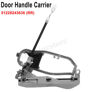 New Door Handle Carrier For BMW E53 X5 Rear Right Side 2000-2006  !! !!