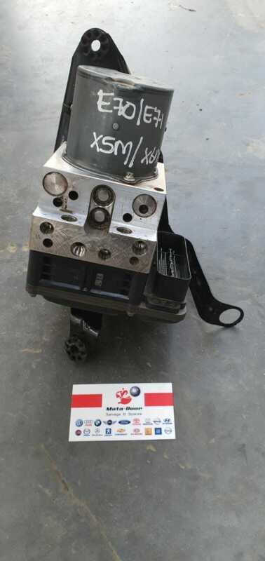 BMW E71 X6M ABS pump assembly