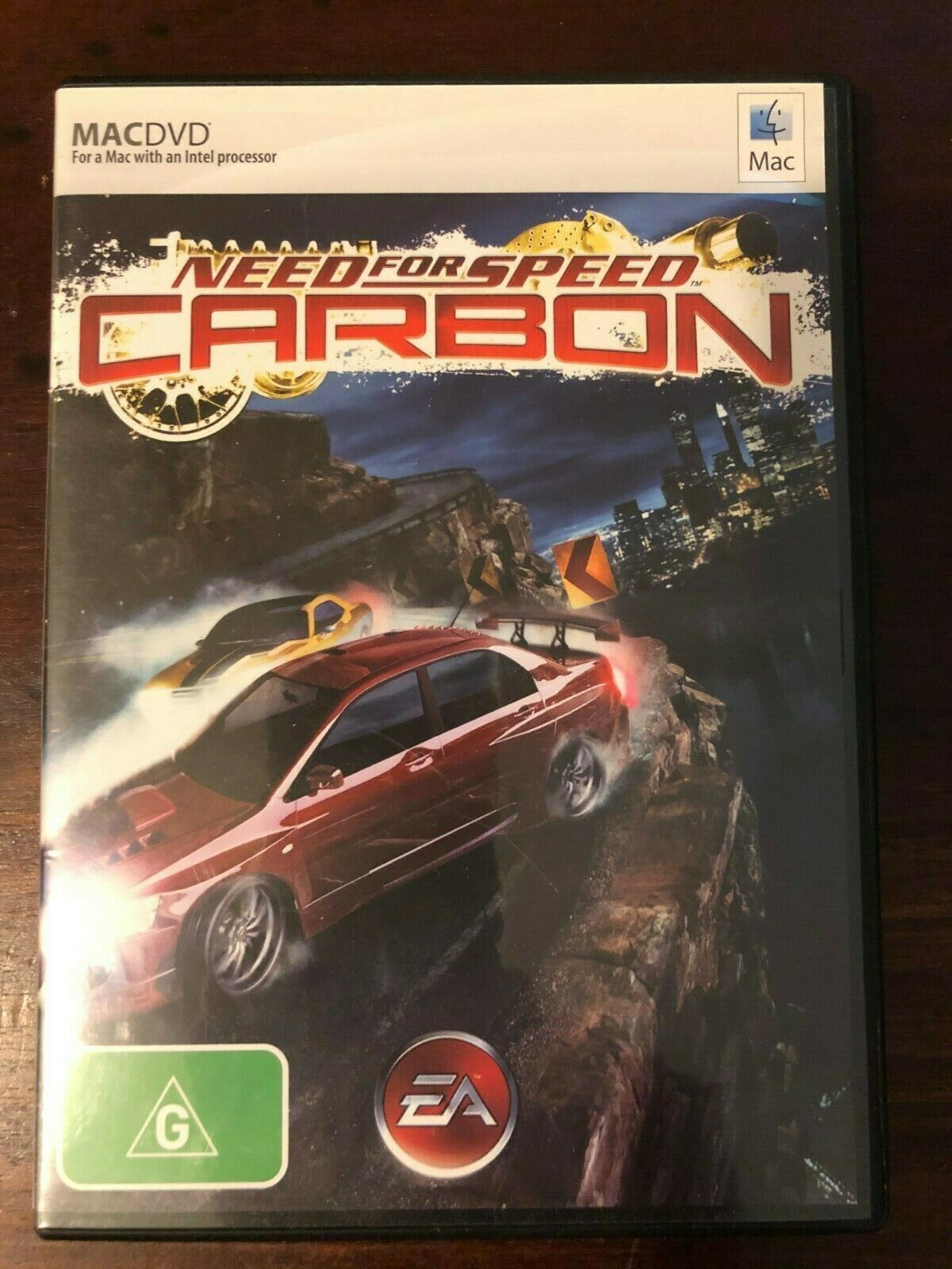 Need For Speed Carbon Sony Playstation 3 2007 For Sale Online