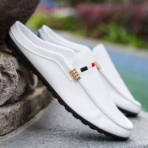 Men-039-s-Casual-Loafers-Slippers-Lazy-Driving-Moccasins-Soft-Flat-Shoes-Slip-On