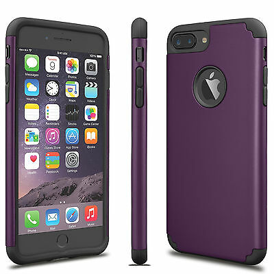 For Apple iPhone 6 6S 7 Plus X 8Plus Case Ultra Hybrid Shockproof Hard Cover