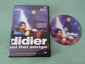 DIDIER-MI-FIEL-AMIGO-ALAIN-CHABAT-JEAN-PIERRE-BACRI-DVD-EXTRAS-ESPANOL-FRANCES