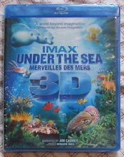 Blu-ray 3D - IMAX Under the sea 3D (Brand new)