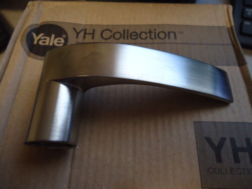 Yale YH Collection Milan Lever Lockset Privacy US26D 21ML-Privacy