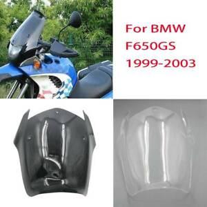 For-BMW-F650-GS-F650GS-1999-2000-2001-2002-2003-Smoke-Windscreen-Windshield-New