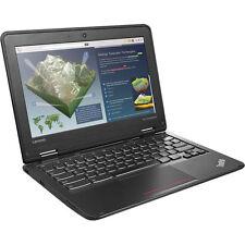Lenovo 11.6 16GB ThinkPad 11e Chromebook Intel Quad Core N3150 HDMI 20GF0001US