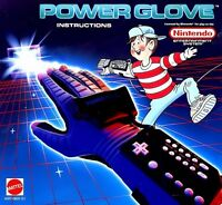 Nintendo Nes Power Glove Box Cover Advertisement Photo Wall Poster Decor 5