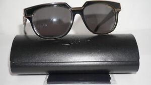 d4594974e74d CAZAL Sunglasses New Authentic Black Grey MOD.8025 COL.003 54 17 140 ...